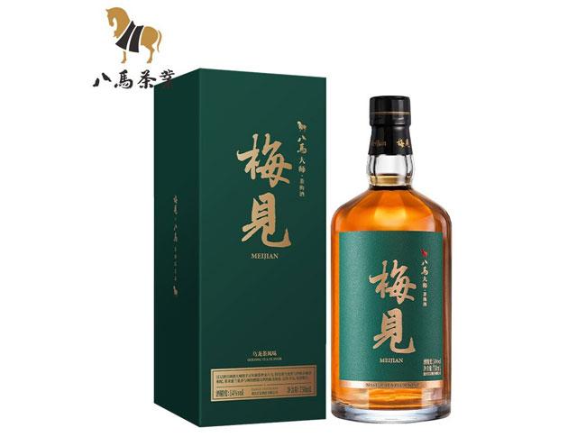 梅��名八�R茶�I推出茶梅酒新品,梅��觚�茶�L味酒火�嵘鲜�!