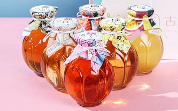 【�l�F美酒】古堰���l初味水果酒,小瓶�Y盒少女甜酒
