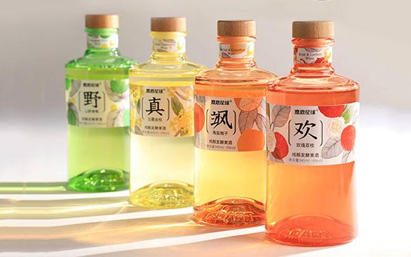 【�l�F美酒】麋鹿星球���l酵果酒,女士低度甜酒