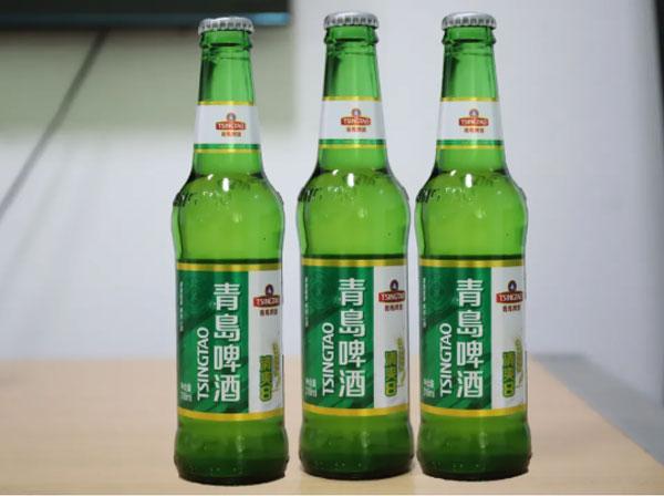 青�u啤酒揭�公司:新品316清爽瓶上市�N售