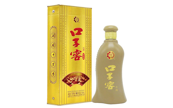 【�l�F美酒】口子窖5年型,窖香馥郁,自然兼香