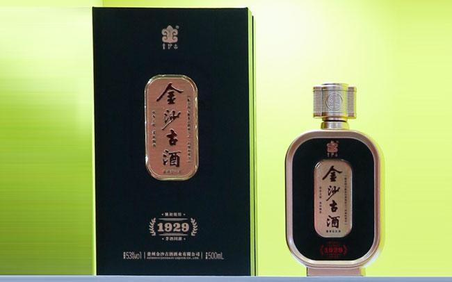 【发现美酒】金沙古酒・1929,中高端酱酒
