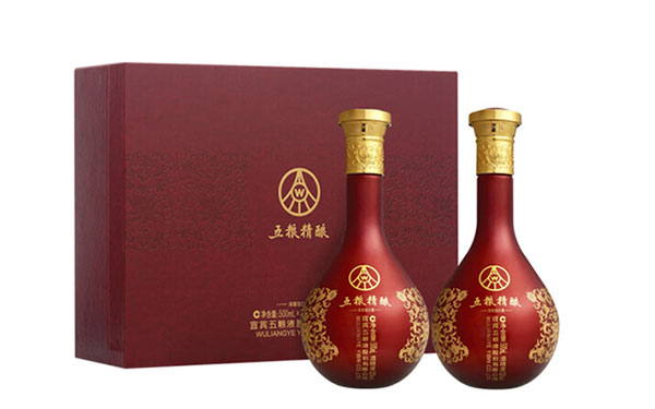 【发现美酒】五粮液股份公司出品 五粮精酿礼盒