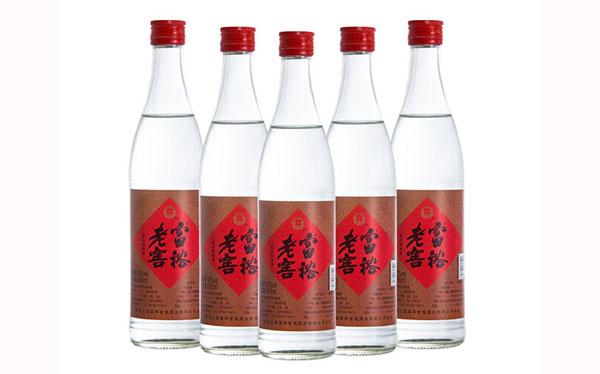 【发现美酒】富裕老窖浓香型白酒,优级光瓶!