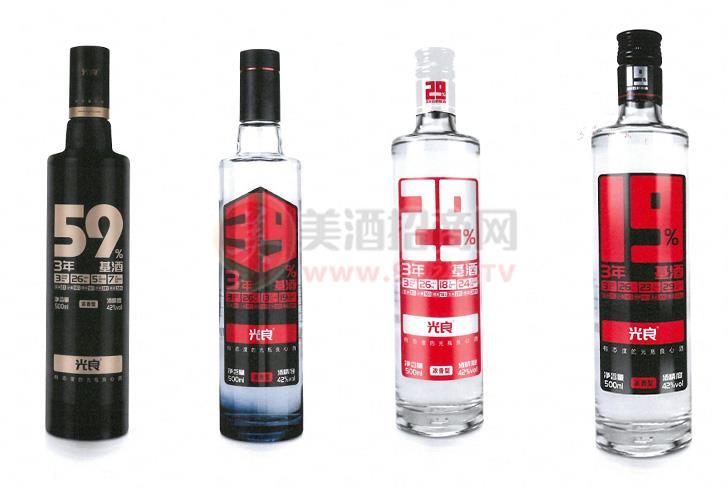 作品登记证4个单瓶包装