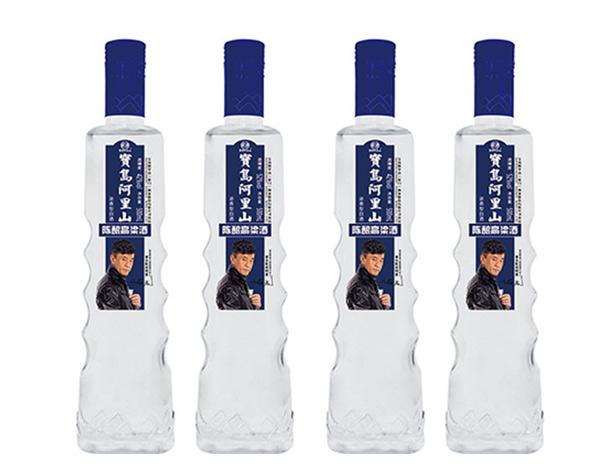 宝岛阿里山高粱酒-光瓶