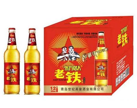 东方猎人老铁啤酒