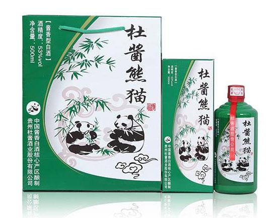 杜酱熊猫酒