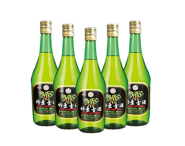 汾酒竹叶青酒-裸瓶
