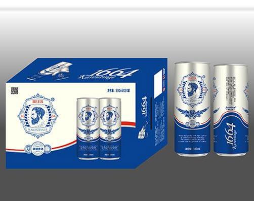 英国1664精酿啤酒