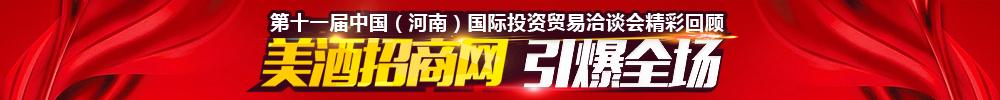 第十一届中国(河南)国际投资贸易洽谈会精彩回顾,美酒招商网引爆全场