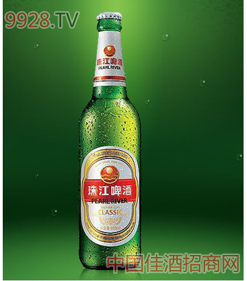 珠江经典啤酒
