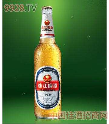 珠江清醇啤酒