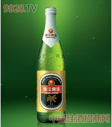 珠江传统啤酒