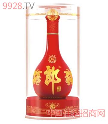15陈酿红花郎酒