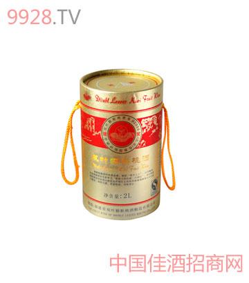 双叶猕猴桃酒圆满贡品(红色)
