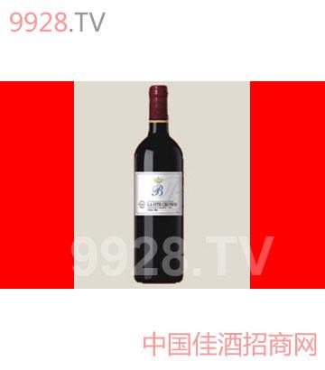 拉菲皇冠红葡萄酒