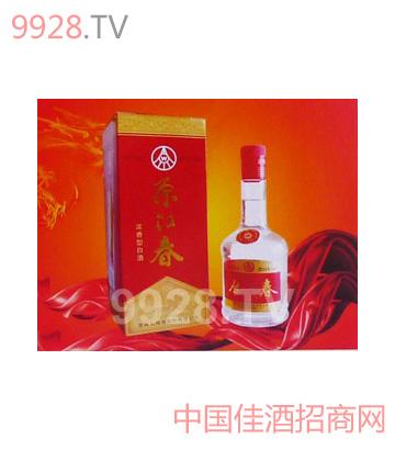 原江春老特酿酒
