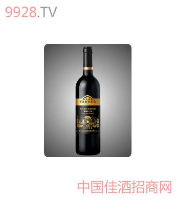 农夫庄园窖藏15年解百纳干红葡萄酒