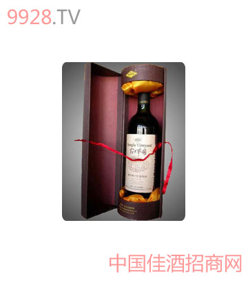 农夫庄园解百纳干红葡萄酒精品