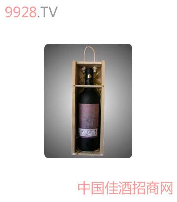 橡木窖藏干红葡萄酒