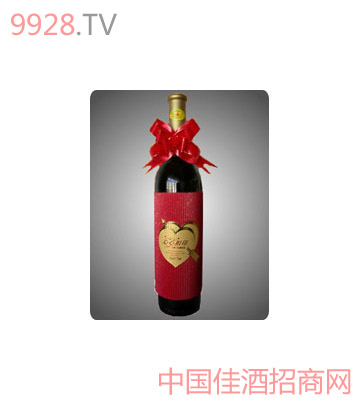 心心相印干红葡萄酒