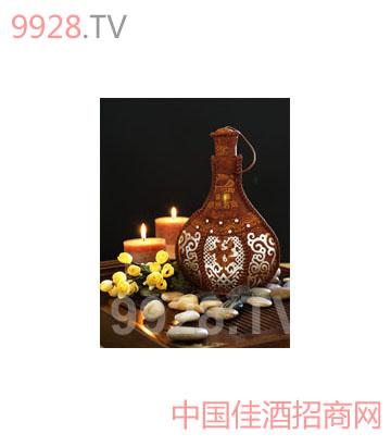 祈福(皮囊酒·长瓶形)·52度
