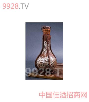 祝福(皮囊酒·花瓣形)·52度