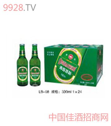 青岛特制夜场啤酒