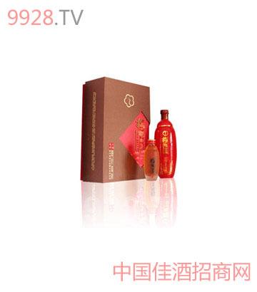 梅鹤山庄五福迎祥酒