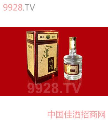 九香春-金竹福酒