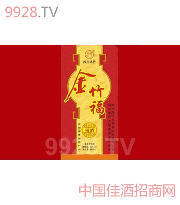 九香春金竹福系列酒