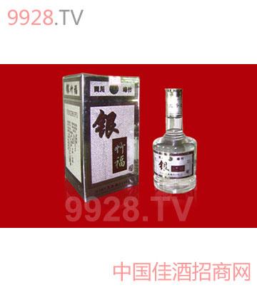 九香春-银竹福酒