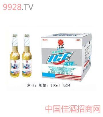 QX-29-新品夜场冰纯啤酒