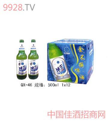 QX-46-青轩新品纯生风味啤酒