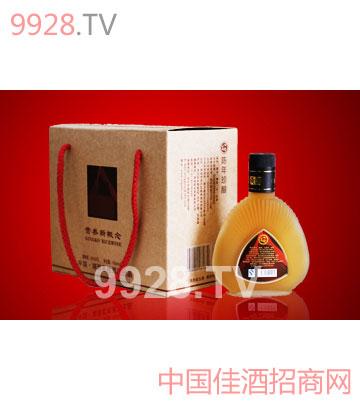 茗桂 银杏黄酒100ml礼盒