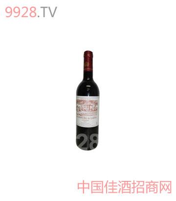 罗氏堡罗氏传说干红葡萄酒