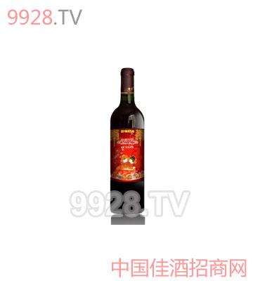 奇异王果酒百年好合酒