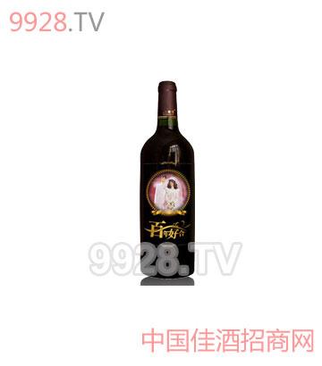 奇异王果酒百年好合(5L)