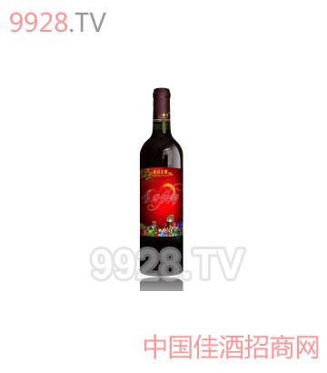 奇异王果酒庆典系列酒(红)