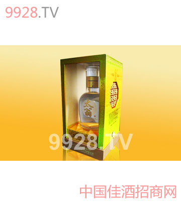 太翁52度精装酒