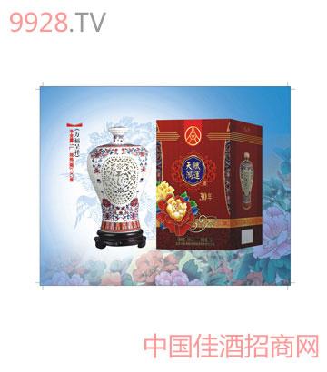 中国古典万福矢量图