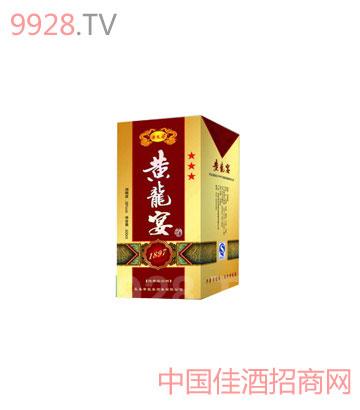 新黄龙宴38度酒