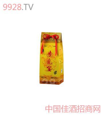 淡雅黄龙宴38度酒