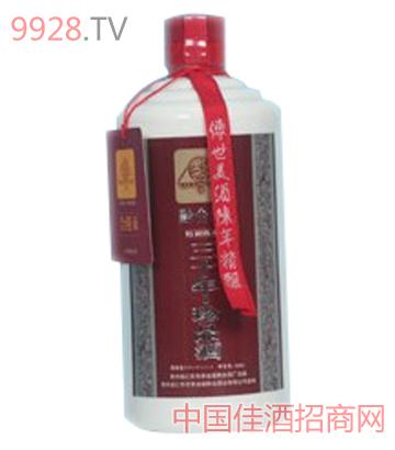 黔臺酒廠黔臺30年珍品