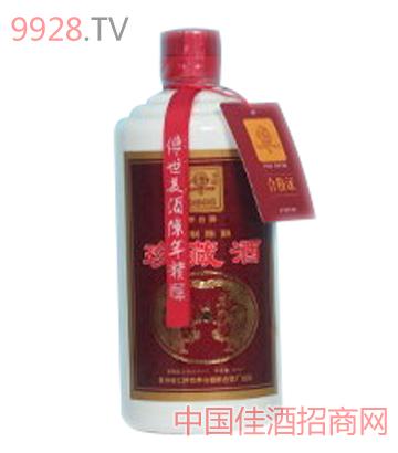 黔臺酒廠黔臺八十年珍藏