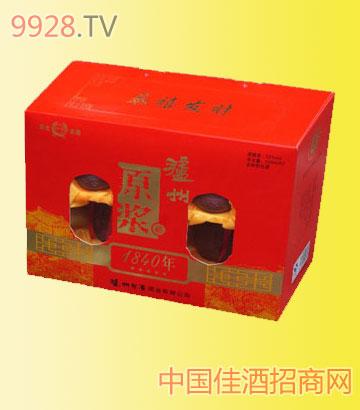 瀘州原漿(雙盒)酒