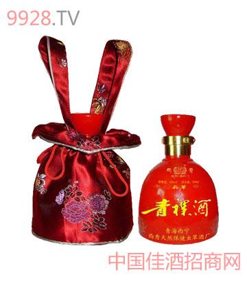 虫草青稞酒