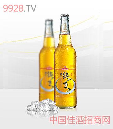 珠江精品纯生啤酒