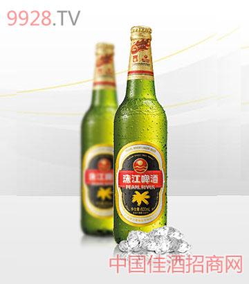 珠江老珠江啤酒